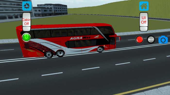 Jedeka Bus Simulator Indonesia