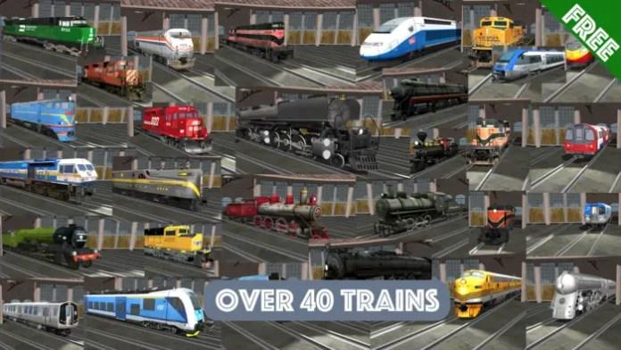game kereta api 4