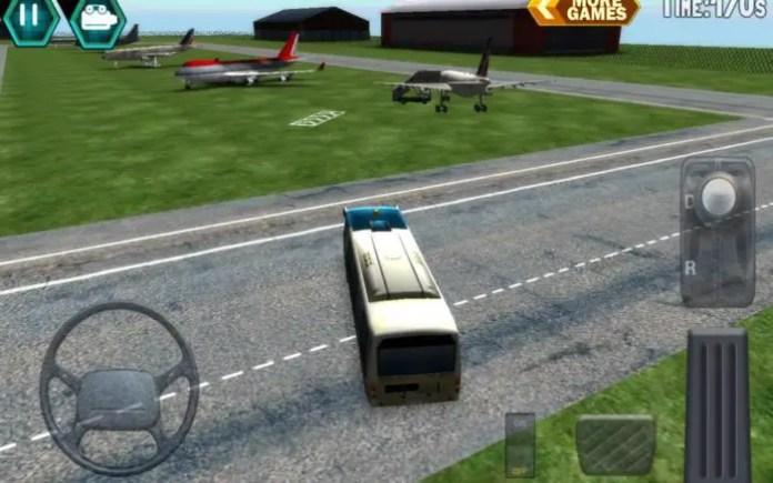 game parkir bus bandara android