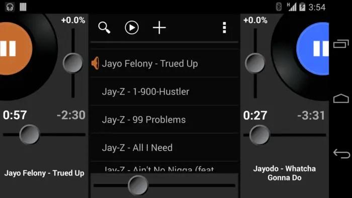 Aplikasi DJ Party Mixer