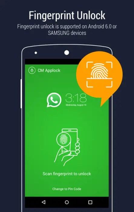 12 Aplikasi Kunci Sidik Jari Terbaik Untuk Android