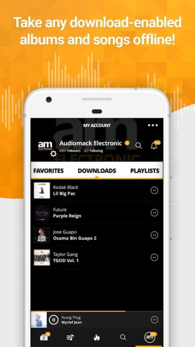 Audiomack – Download New Music