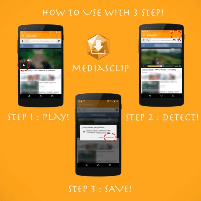 Media Clip Video Downloader