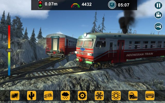 Indonesian Train Simulator Pro