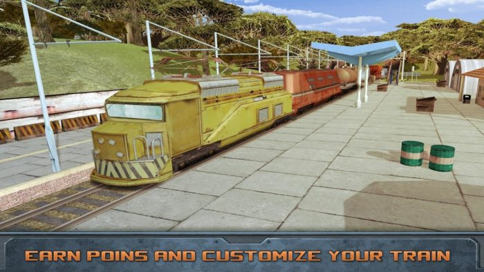 Indonesia Train Simulator 3D