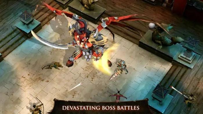 Dungeon Hunter 4 Petualangan Bersama 4 Karakter Mengagumkan 3