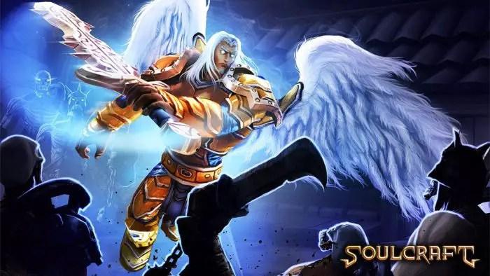 Soulcraft Malaikat dan Setan dalam Petualangan Menjelajah Dengeon