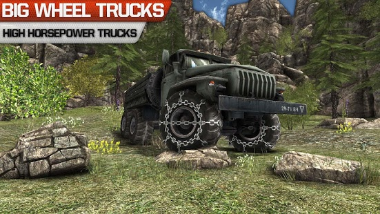 Game Mobil Offroad Truck Driver 3D
