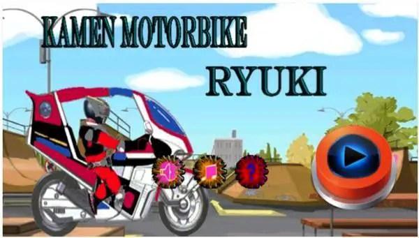 New Kamenn Motorbike Ryukii