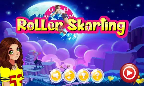 Roller Skarting Soy Luna