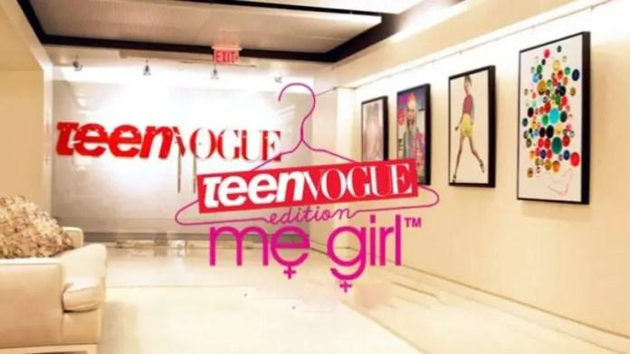 Teen Vogue Me Girl