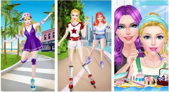 Summer Roller Girl – BFF Salon
