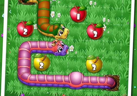 Snakes And Apples
