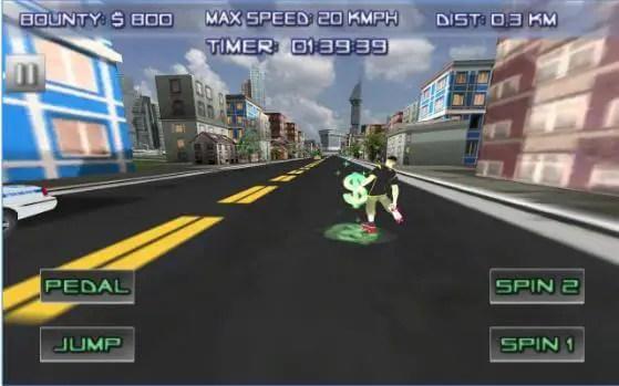 Extreme Roller Skate 3D Game