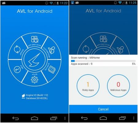 avl-for-android