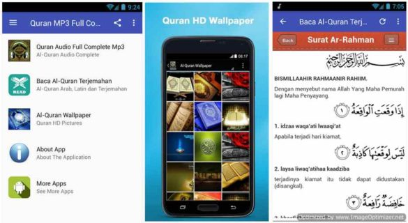 Al Quran MP3 (Full Offline)