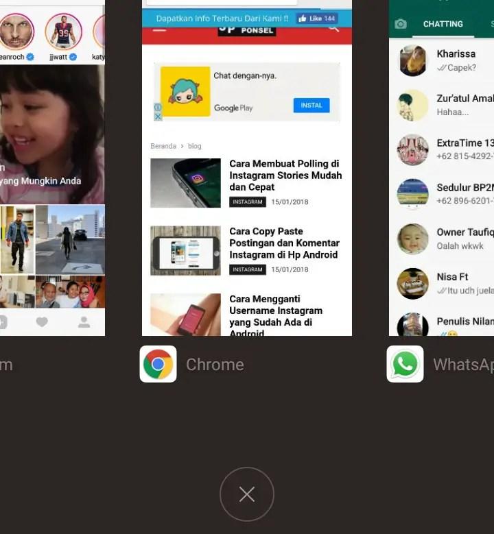 """Cara Mengatasi Instagram """"Tidak Dapat Memuat Ulang Kabar Berita"""" di Android"""