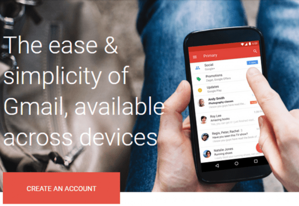 Cara Daftar Gmail dan Buat Akun Gmail