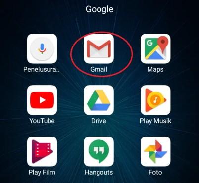 Cara buat akun Gmail lewat Hp