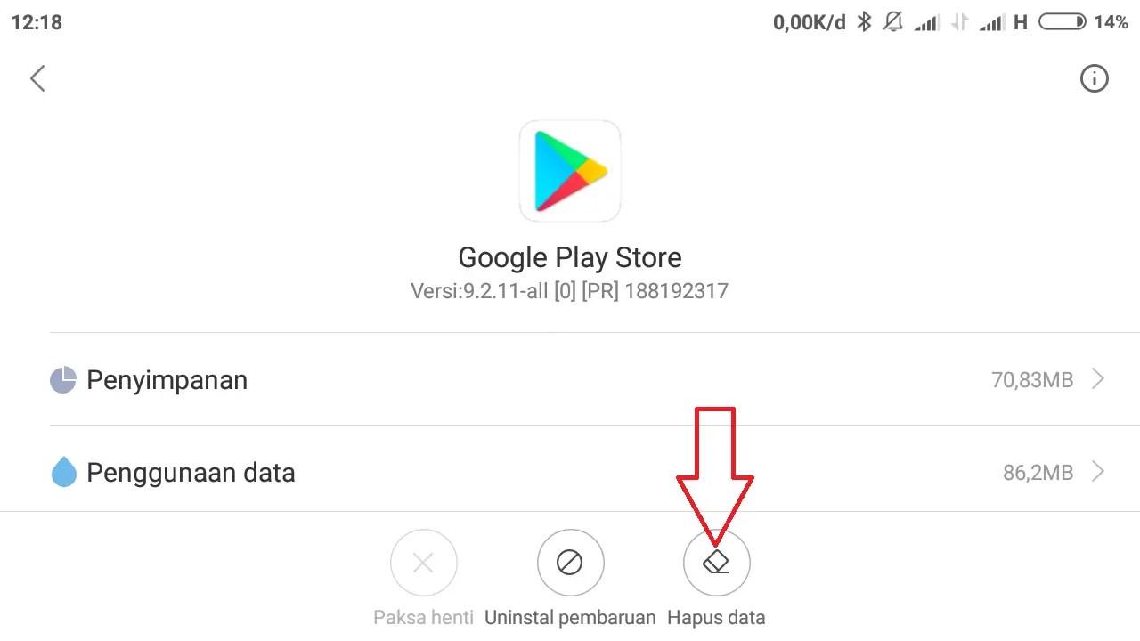 Cara Mudah Menghapus Akun Google Play Store di Android
