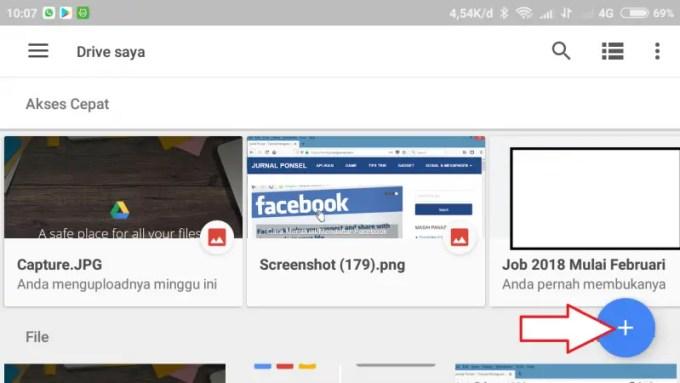 Cara Menyimpan File di Google Drive (4)