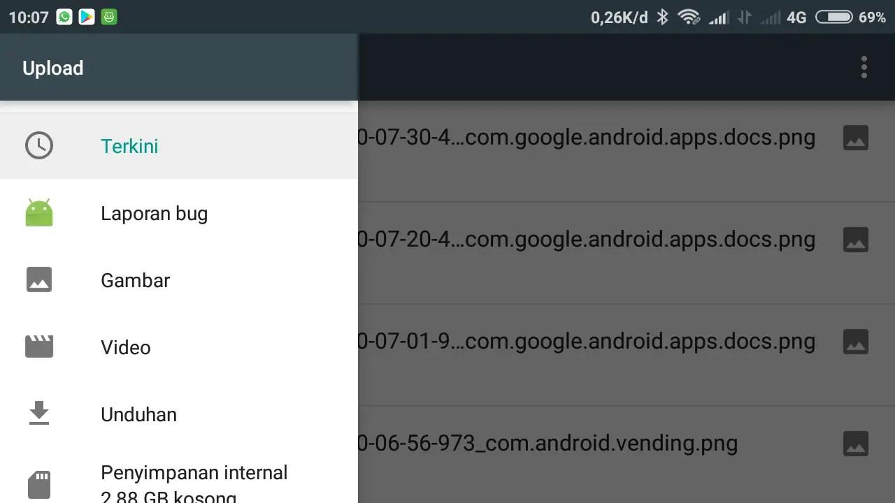 Cara Menyimpan File di Google Drive (6)