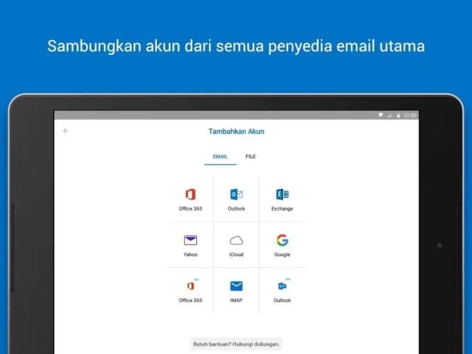 jenis email