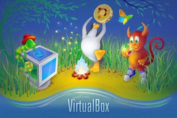Jenis – Jenis Virtualisasi