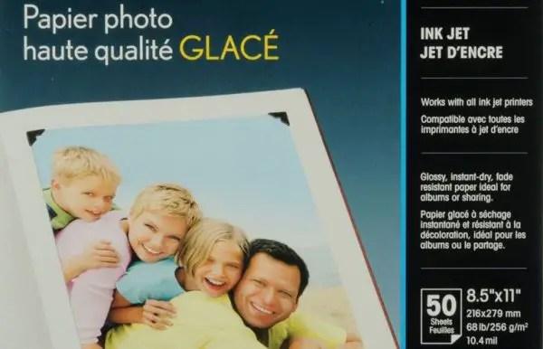 Jenis Kertas Cetak Foto