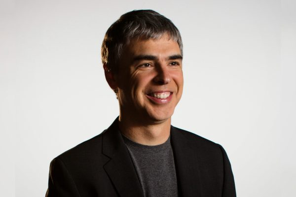 Pendiri Google Larry Page