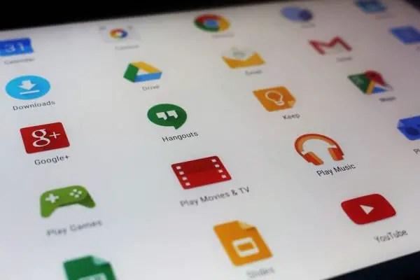 Produk dan Fitur Milik Google