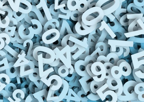 angka dalam bahasa inggris