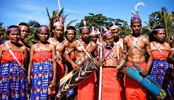 Orang Maluku Sumber Gambar Wikipedia