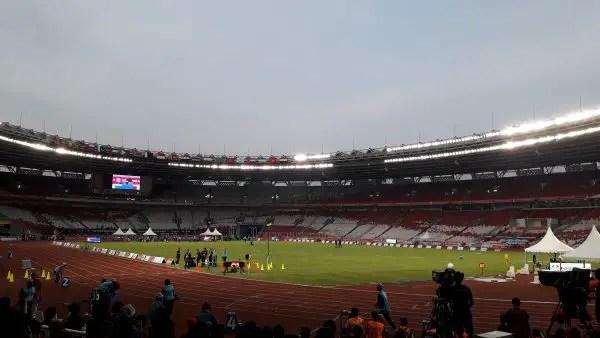 Stadion Sepak bola Terbesar di Dunia