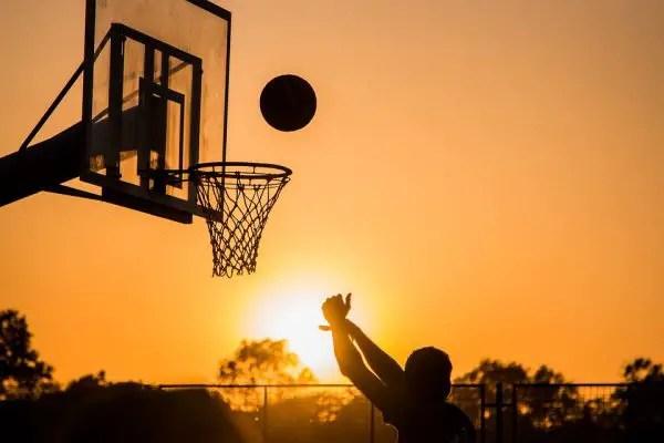 Manfaat Permainan Bola Basket