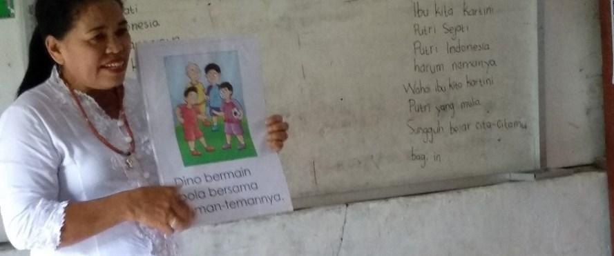 Pendidik Sumba Tengah Nusa Tenggara Timur
