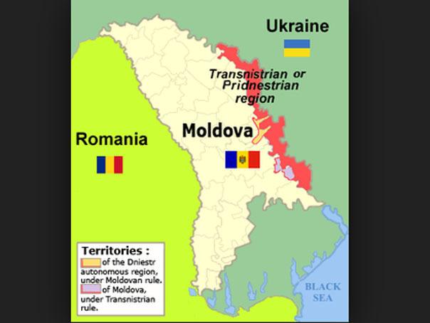 Transnistria vrea sa fie anexata la Rusia.Presedintele Republicii Moldova se intalneste miercuri cu Traian Basescu