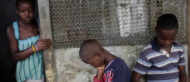 copii africani