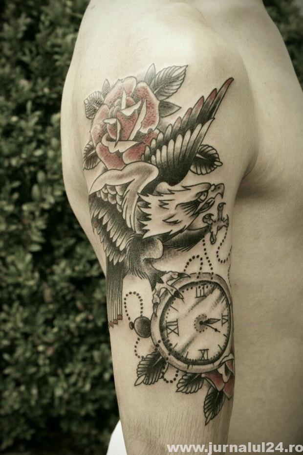 tatuaj pentru barbat