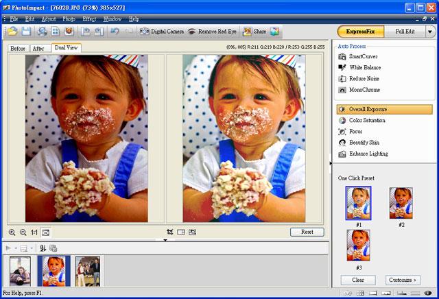 photo impact