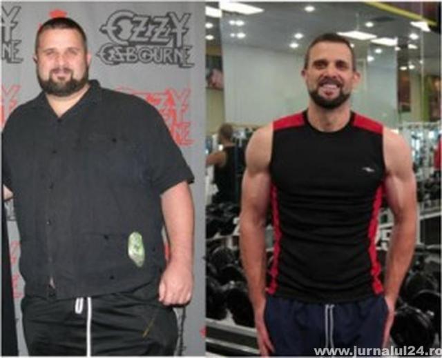 barbat pierdere in greutate