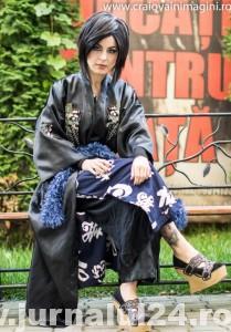 Laura Cioroianu - visual kei artist