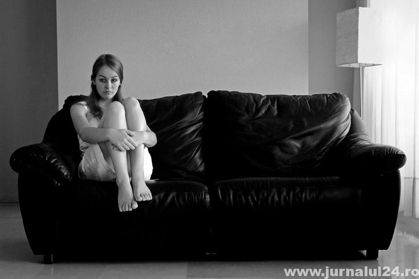depresie persoane singure