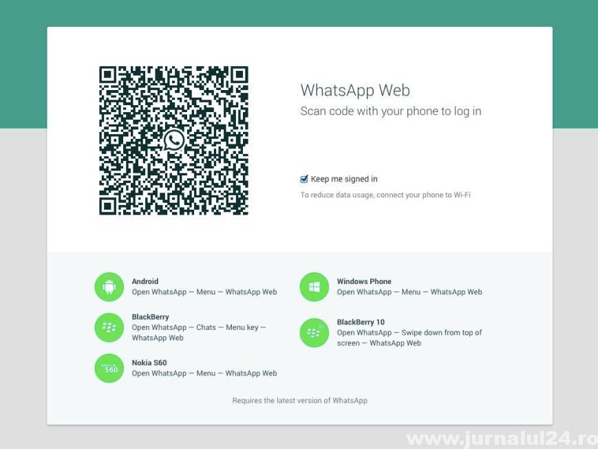 whats app web