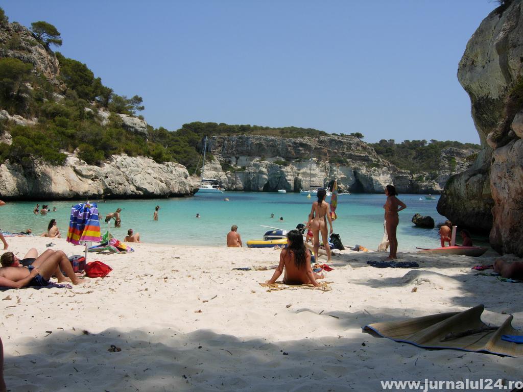 Playa El Torn - Catalonia, Spania