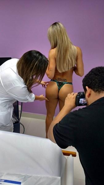 Camila Gomes radiografie