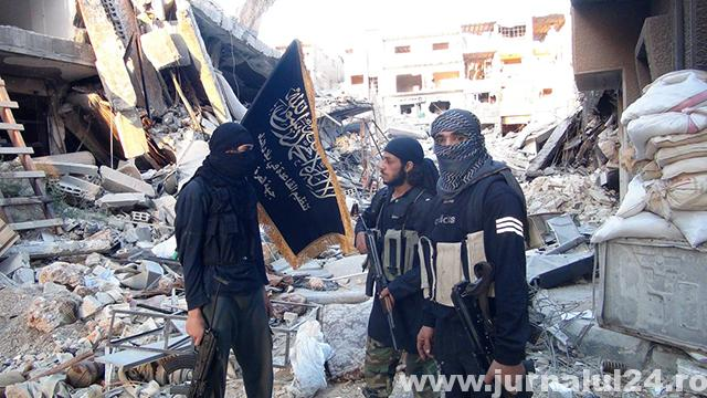 isis in damasc