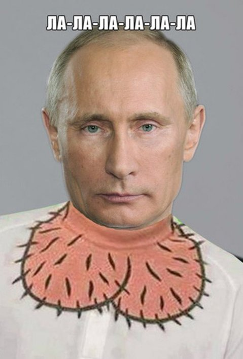 putin imagine hazlie