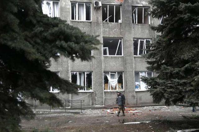Conflictul din Ucraina: noi ciocniri militare în estul Ucrainei