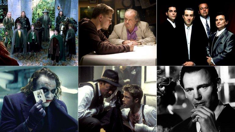 Cele mai bune filme din ultimii 25 de ani, potrivit IMDb